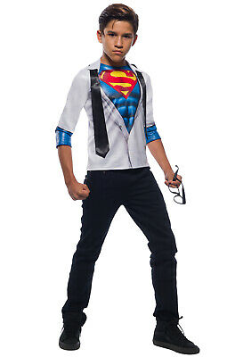 DC Comics Superman Clark Kent Photoreal Child Costume - Baby Clark Kent Costume