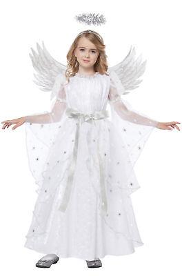 Starlight Angel Heavenly Christmas Santa Holiday Child Costume