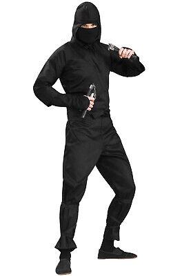 Brand New Ninja Warrior Deluxe Adult (Deluxe Adult Ninja Kostüm)