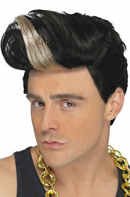 Brand New 90s Rapper Vanilla Ice Inspired Adult Wig](Vanilla Ice Wig)