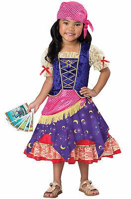 Toddler Gypsy Costume (Brand New Darling Gypsy Fortune Teller Girls Toddler)