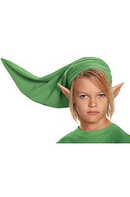 Kids' Legend of Zelda: Link Hat & Ears Costume Kit