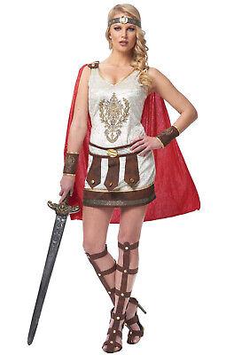 Roman Gladiator Warrior Adult - Gladiator Costume Female