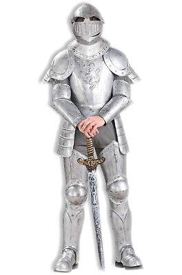 Knight In Shining Armor Halloween Costume (Renaissance Knight in Shining Armor Adult)