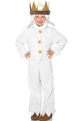 Brand New Where the Wild Things Are Max Child Costume