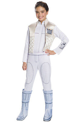 Child Princess Leia Costume (Star Wars Forces of Destiny Deluxe Princess Leia Organa Hoth Child)