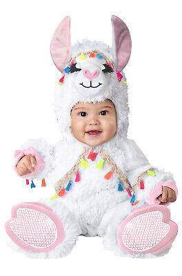 Infant Animal Costumes (Lil' Llama Animal Infant)