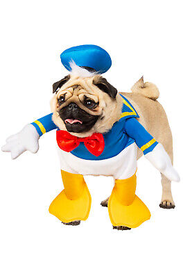Donald Duck Pet Dog Cat Costume](Duck Costumes For Dogs)