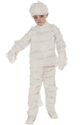 Ancient Pharaoh Egyptian Mummy Child Costume (M)