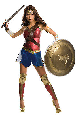 Superman Womens Costume (Batman vs Superman Grand Heritage Wonder Woman Adult)