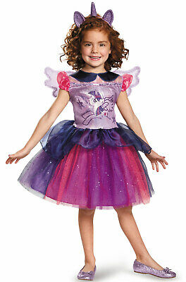 Brand New My Little Pony Twilight Sparkle Tutu Deluxe Child Costume - My Little Pony Baby Costume
