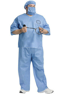 Brand New Doctor! Doctor! Plus Size Halloween Costume](Plus Size Doctor Halloween Costume)