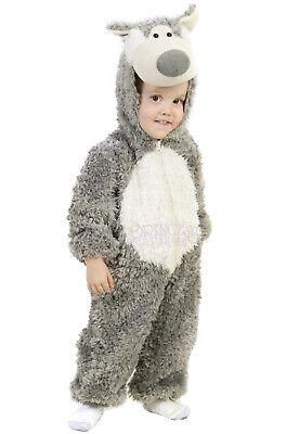 Big Bad Wolf Infant/Toddler Costume (Toddler Big Bad Wolf Costume)
