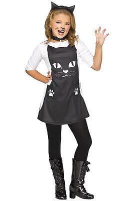 Brand New Feline Chic Kitty Cat Child Costume (Child Kitty Costume)