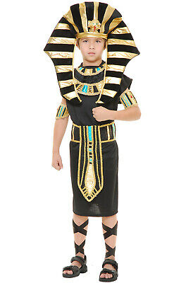 Ancient Egyptian King Tut Boy Outfit Child Costume](Egyptian Boy Costume)