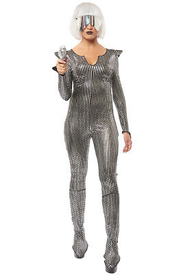 Sci Fi Costume (Sci Fi Space Alien Galaxy Girl Adult)