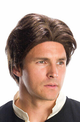 Han Solo Wig (Brand New Star Wars Han Solo Adult)