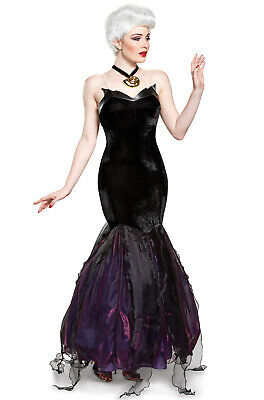Disney Female Villains Costumes (Brand New Disney Villain Ursula Prestige Adult)