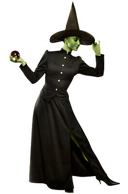 Wizard Of Oz Witch Costumes (Brand New Wizard of Oz Cosplay Wicked Witch Adult)