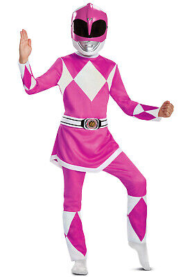 Baby Pink Power Ranger Costume (Mighty Morphin Power Rangers Pink Ranger Deluxe Child)