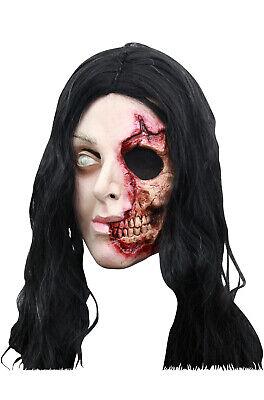 Pretty Masquerade Masks (Pretty Woman Zombie Adult Full)
