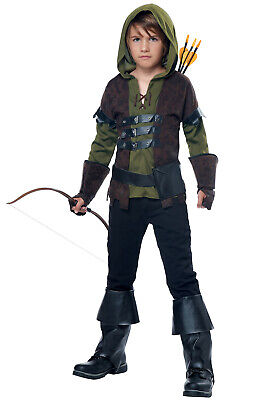 Brand New Robin Hood Prince of Thieves Boys Child Costume