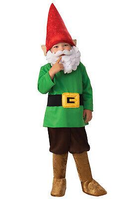 Garden Gnome Kids Costume (Garden Gnome Boy Toddler/Child)