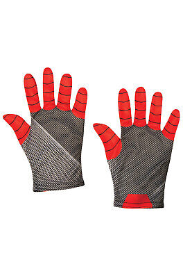 Brand New Far From Home Spider-Man New Suit Adult Gloves