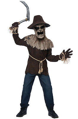 Brand New Wicked Scarecrow Child Halloween - Wicked Scarecrow Costume