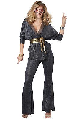 Brand New 70's Disco Dazzler Retro Women Adult Costume](Dazzler Costume)