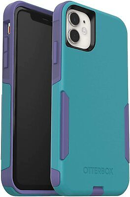 OtterBox Commuter Series Thin Compact Case for iPhone 11 ONLY - Cosmic Ray