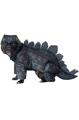 Brand New Stegosaurus Dinosaur Pet Dog Costume](Stegosaurus Costume)