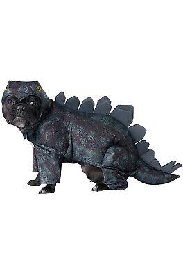 Brand New Stegosaurus Dinosaur Pet Dog - Stegosaurus Kostüm