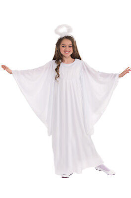 Heavenly Angel Christmas Child Costume (Large)