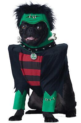 Brand New Frankenstein Frankenpup Dog Pet Costume