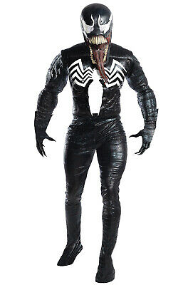 Brand New Marvel Venom Adult  (Marvel Venom Kostüm)