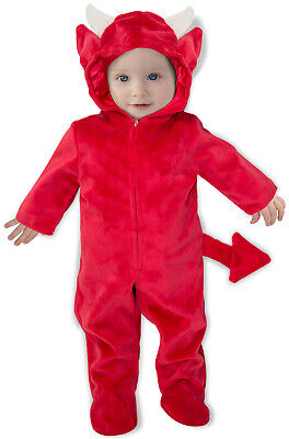Baby Satan Devil Infant Costume