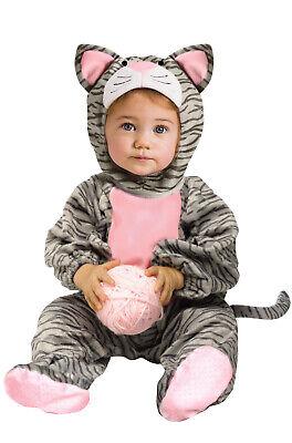 Brand New Little Stripe Kitten Cat Infant Halloween Costume](Halloween Infant Costume)