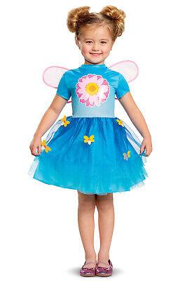 Abby Cadabby Halloween Costume (Abby Cadabby 2T Toddler Costume Sesame Street Girls Dress Up)