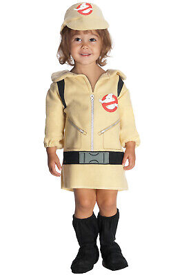 Ghostbusters Girl Baby Infant/Toddler - Girl Ghostbusters Costume