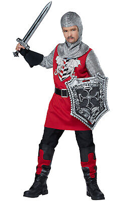 Brand New Brave Knight Renaissance Boys Child - Boys Renaissance Costumes
