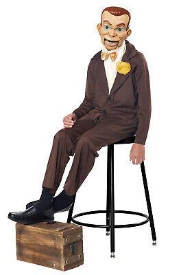 Evil Baby Halloween Costumes (Brand New Evil Goosebumps Slappy the Dummy Inspired Child Halloween)