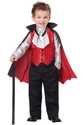 Dapper Vampire Dracula Dapper Boys Toddler Costume - Toddler Vampire Costumes