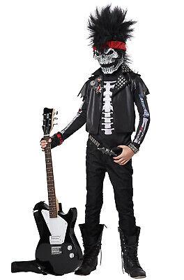 Dead Man Rockin (Dead Man Rockin' Rocker Child Halloween)