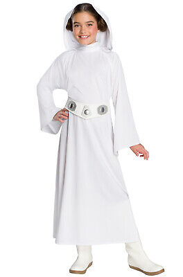 Star Wars Forces of Destiny Deluxe Princess Leia Child Costume