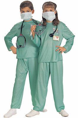 Brand New E.R. Doctor Child Costume (Er Doctor Costume)