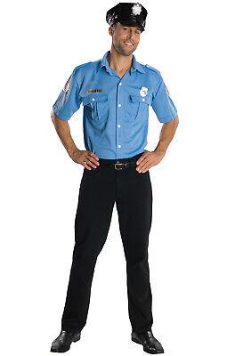 Brand New Police Officer Cop Men Adult - Men Cop Costumes