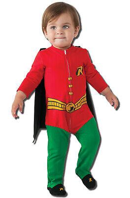 Baby Robin Costume (Brand NewSuperhero Robin Boys Baby Infant)