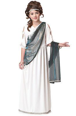 Brand New Roman Greek Princess Child Halloween Costume](Roman Princess Halloween Costume)