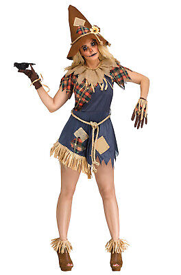 Scare Crow Costumes (Scary Crow Scarecrow Adult )
